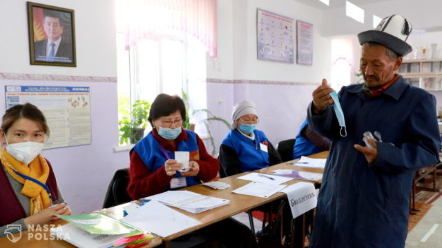 Kirgistan/ CKW unieważniła wyniki wyborów parlamentarnych