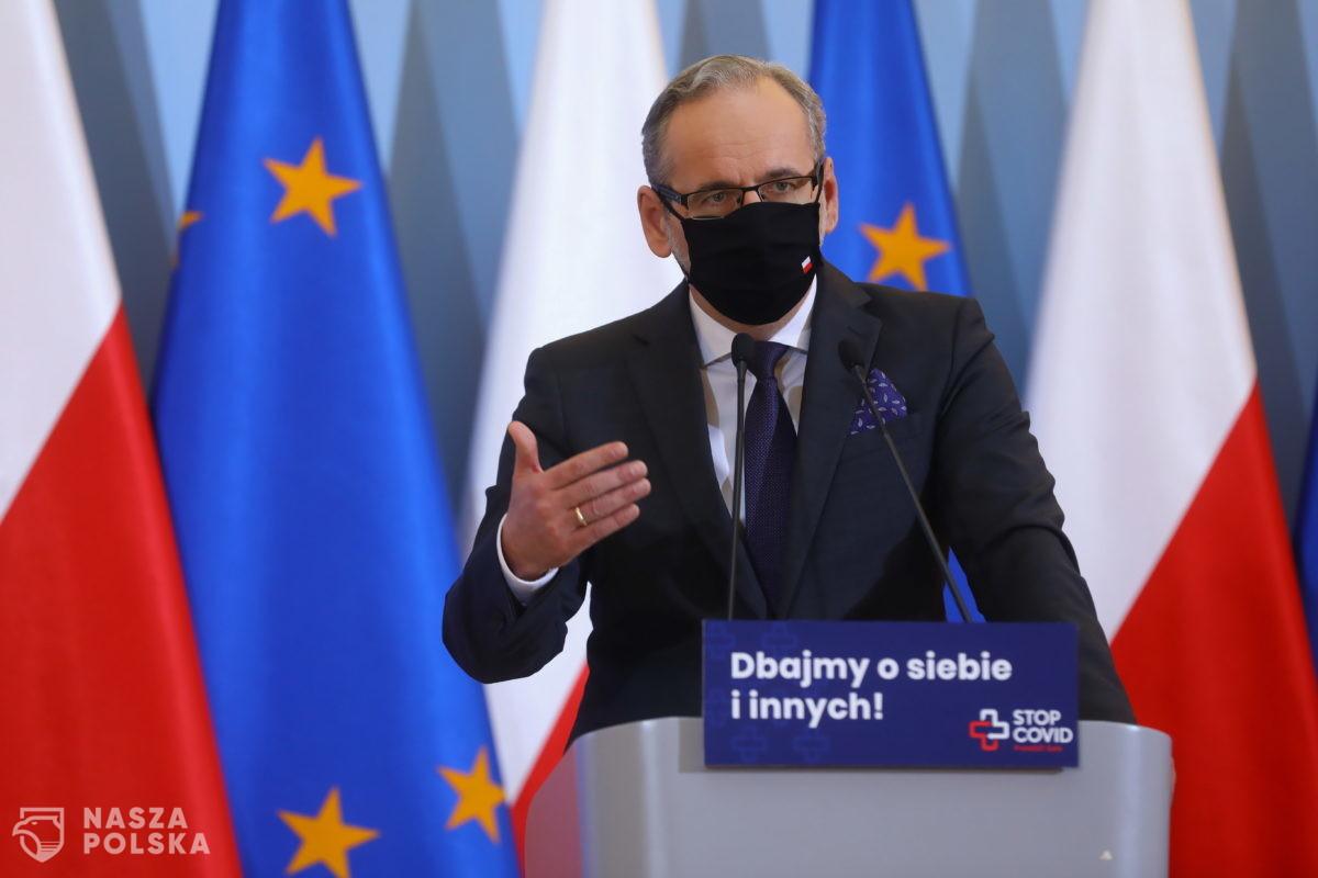 Minister Zdrowia zapowiada kiedy możemy spodziewać się zakończenia pandemii