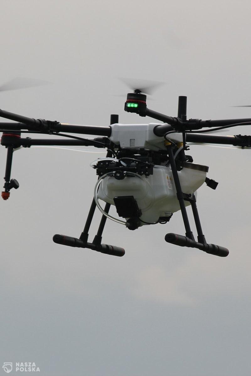 Drony mogą zmienić oblicze medycyny w Polsce