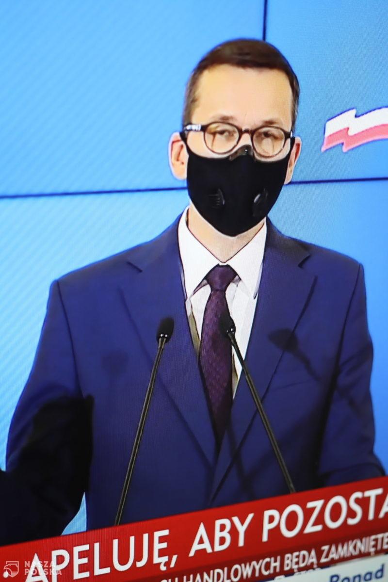Premier zapewnia, że szczepionka na Covid-19 nie będzie obowiązkowa