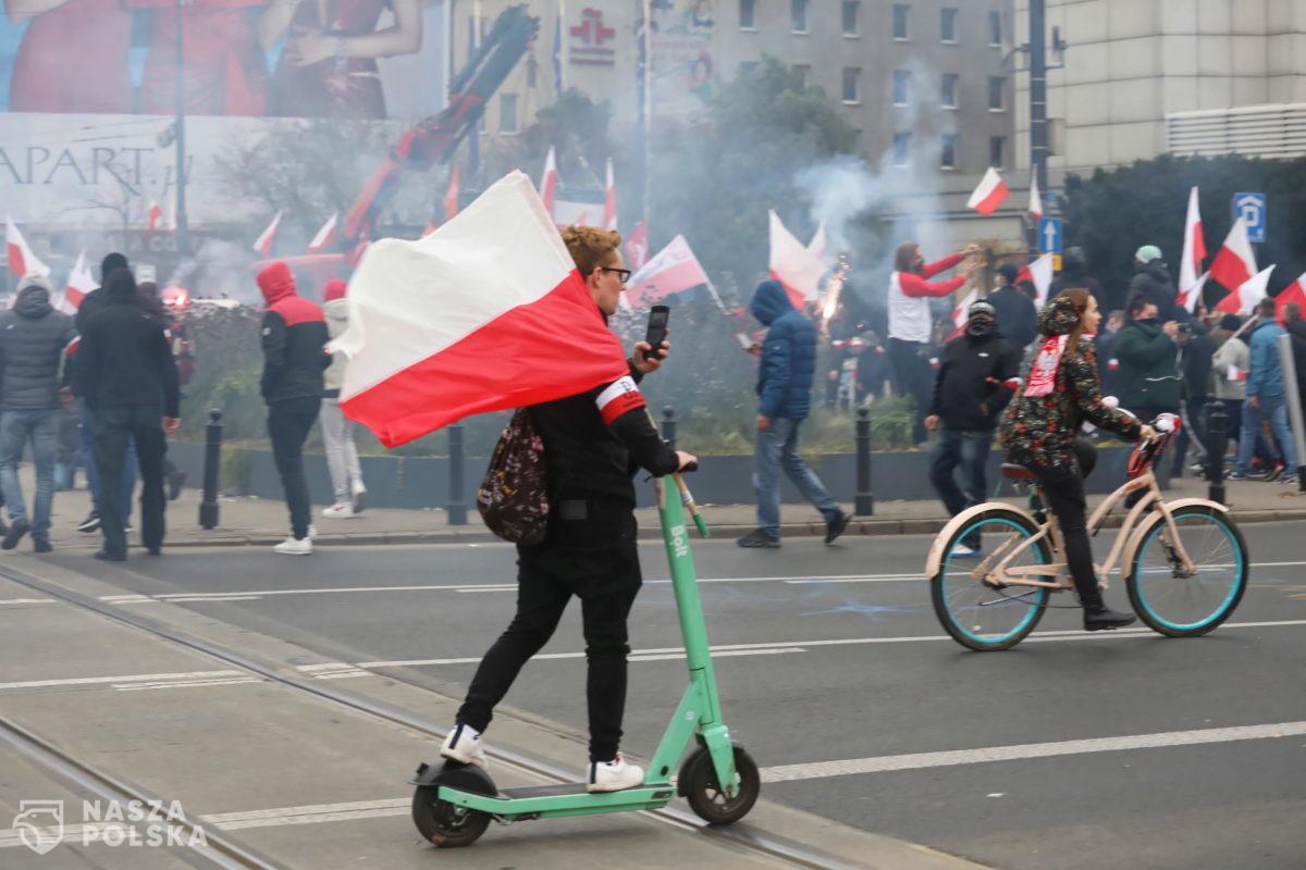 """Sąd uchylił decyzję wojewody o rejestracji """"Marszu Niepodległości"""""""