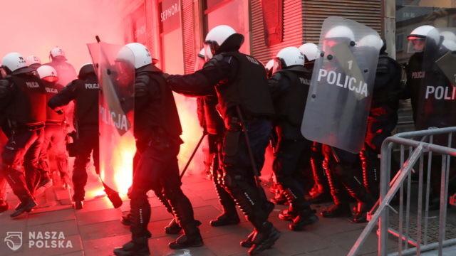 Bąkiewicz domaga się dymisji szefa policji