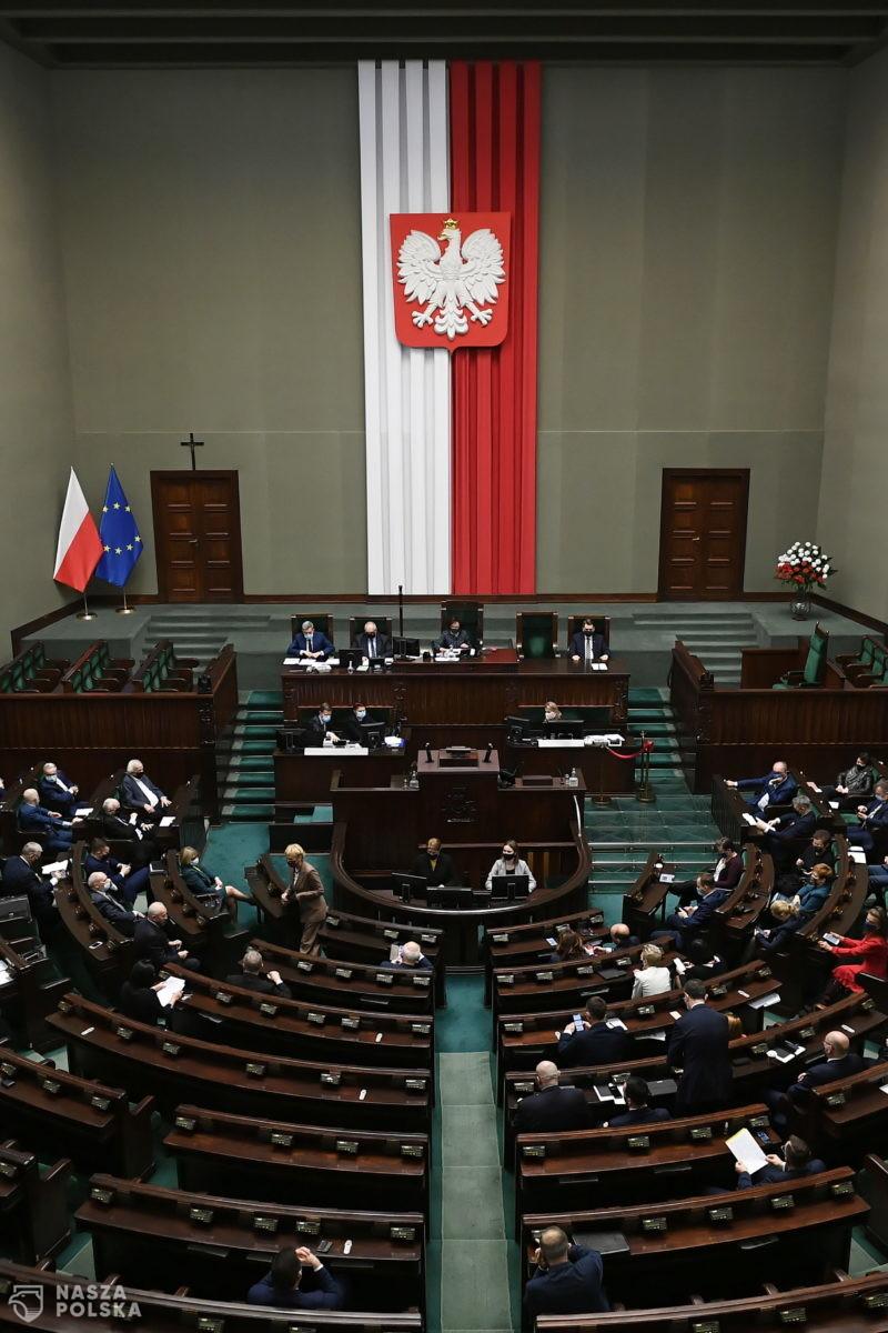 Projekt dotyczący zwalczania terroryzmu trafił do komisji
