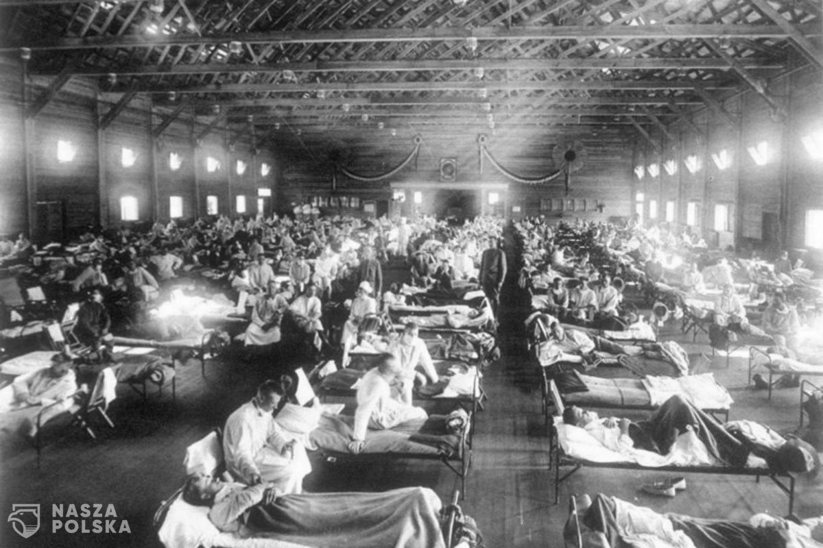 Minęło już 100 lat od pandemii grypy Hiszpanki. Czy można było jej uniknąć?