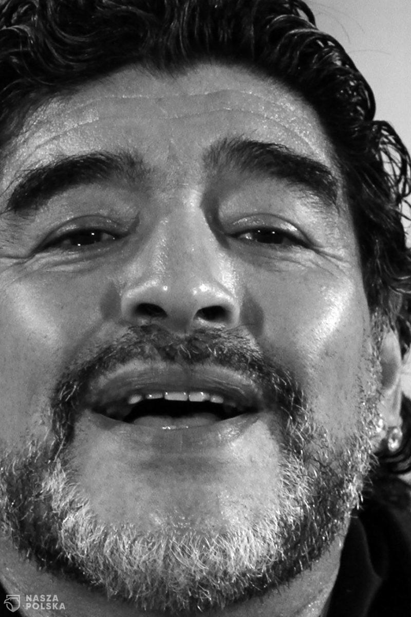 Diego Maradona nie żyje