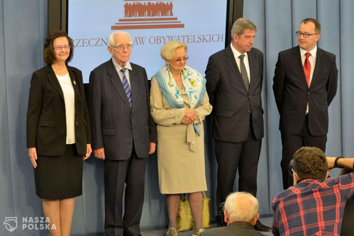 33 lata temu, 19 listopada 1987, Ewa Łętowska została pierwszym Rzecznikiem Praw Obywatelskich