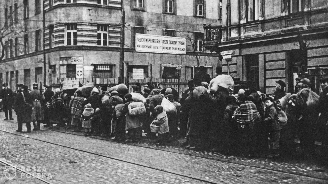 80 lat temu zamknięto granice getta warszawskiego