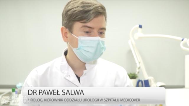 Przez pandemię do lekarzy trafia więcej pacjentów z zaawansowanym rakiem prostaty