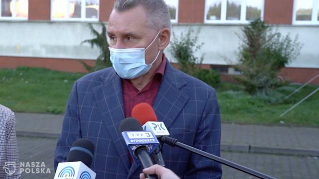 Prof. Goch: decyzja o zwolnieniu medyków z kwarantanny wymiernie nam pomaga