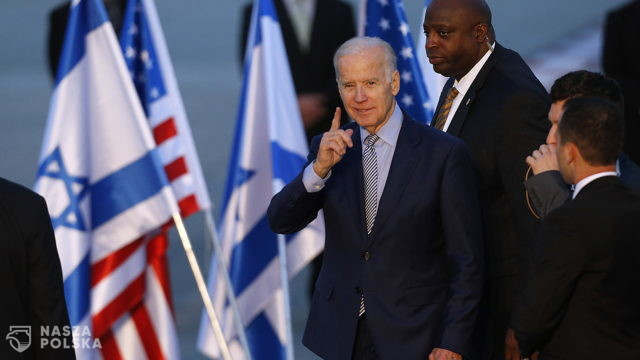 Waszyngton tańczy z radości po wygranej Bidena