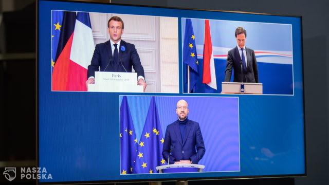 Merkel z Macronem będą walczyć z terroryzmem i reformować Schengen