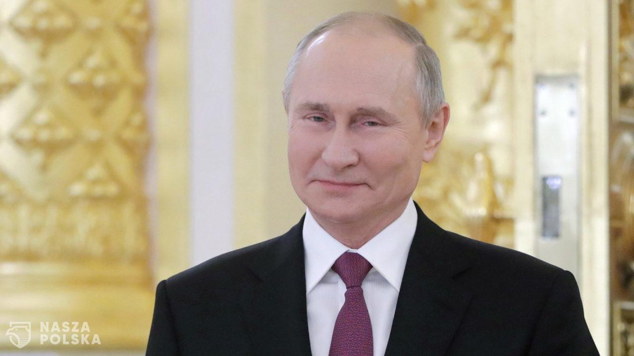 Putin napisał artykuł z okazji rocznicy ataku III Rzeszy na ZSRR