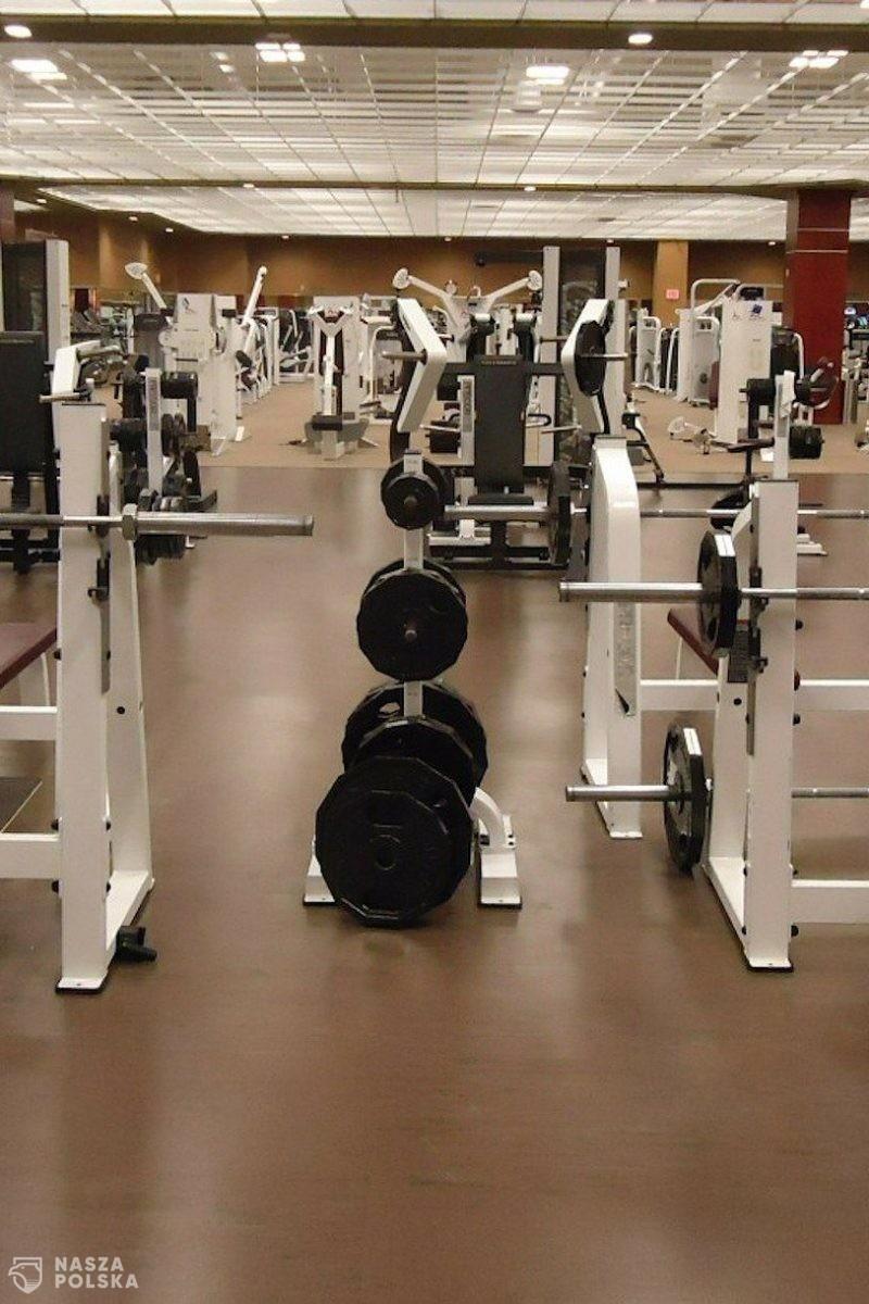 Od 29 maja ponowna działalność klubów fitness, siłowni oraz basenów