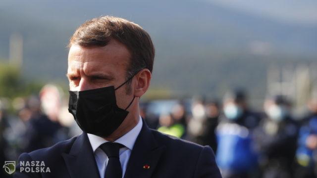 Macron podwoi siły bezpieczeństwa na granicach w związku z zagrożeniem terrorystycznym