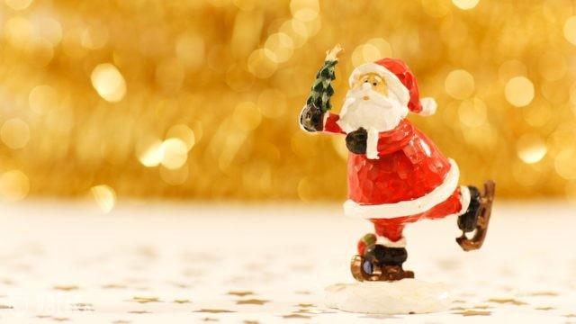 Święty Mikołaj oficjalnie rozpoczął świąteczny sezon