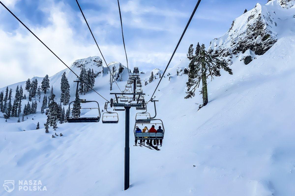 Niedzielski: od najbliższego weekendu kontrole stoków narciarskich
