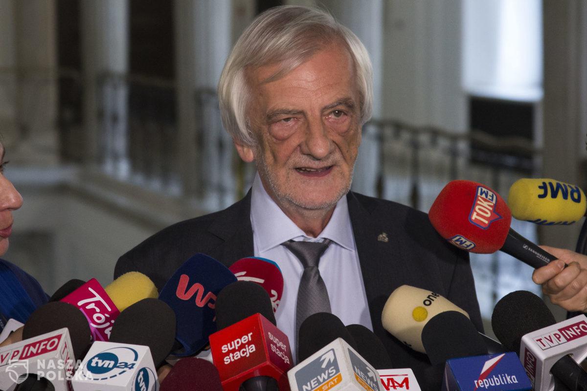 Terlecki przed spotkaniem z opozycją w KPRM: mam nadzieję, że choć raz dojdzie do merytorycznej dyskusji