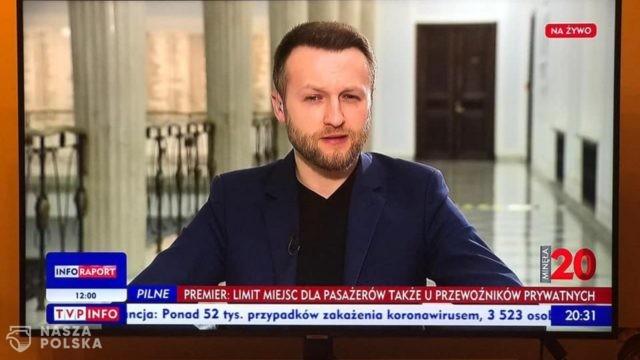 """Poseł Szramka: Wstyd Panie Ministrze, że w taki sposób decyduje się Pan """"zachęcić"""" żołnierzy do szczepień!"""