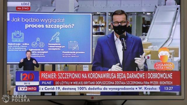 Premier ogłosił kiedy będą dostępne szczepionki na koronawirusa w Polsce