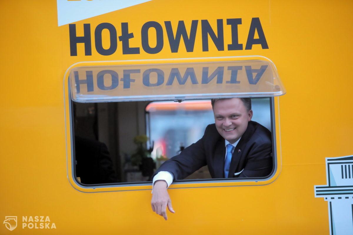Quo vadis Hołownia, czyli Platforma Obywatelska 2050