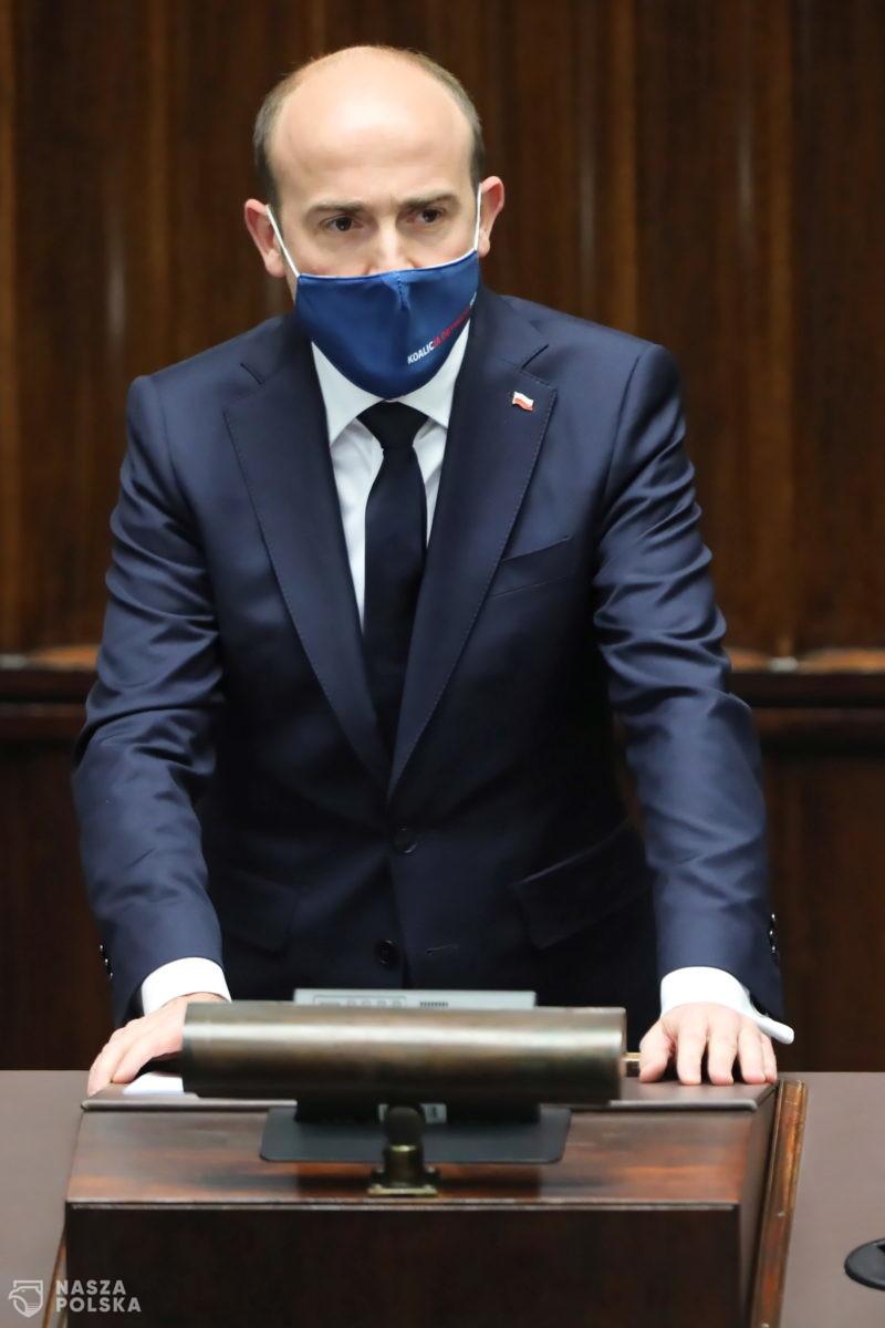 """Budka o rozmowach z Hołownią: """"Współpraca będzie oczywista"""""""