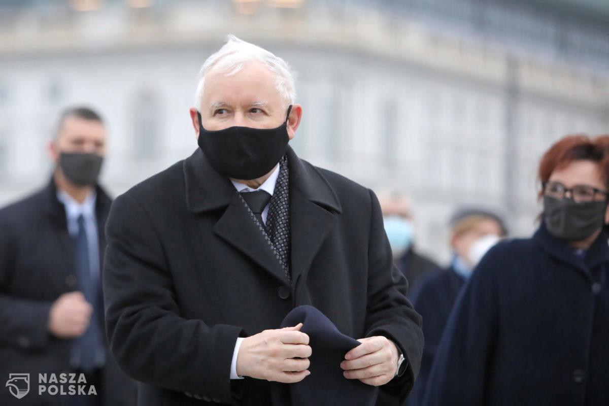 Brudziński jest przekonany, że Jarosław Kaczyński będzie ponownie kandydował na prezesa PiS