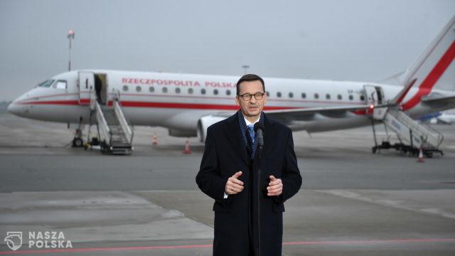 Premier twierdzi, że państwo chce pomagać w ekspansji zagranicznej polskich firm