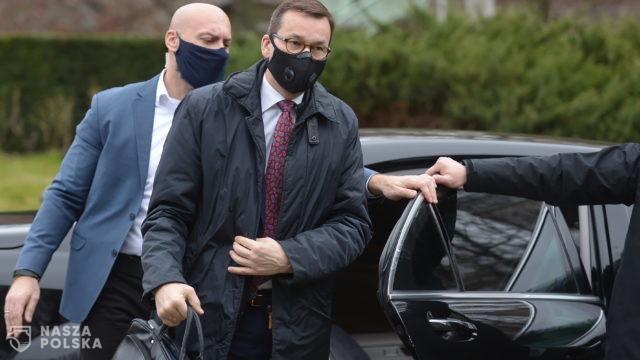 Morawiecki: W 2021 r. najpierw zwalczymy pandemię