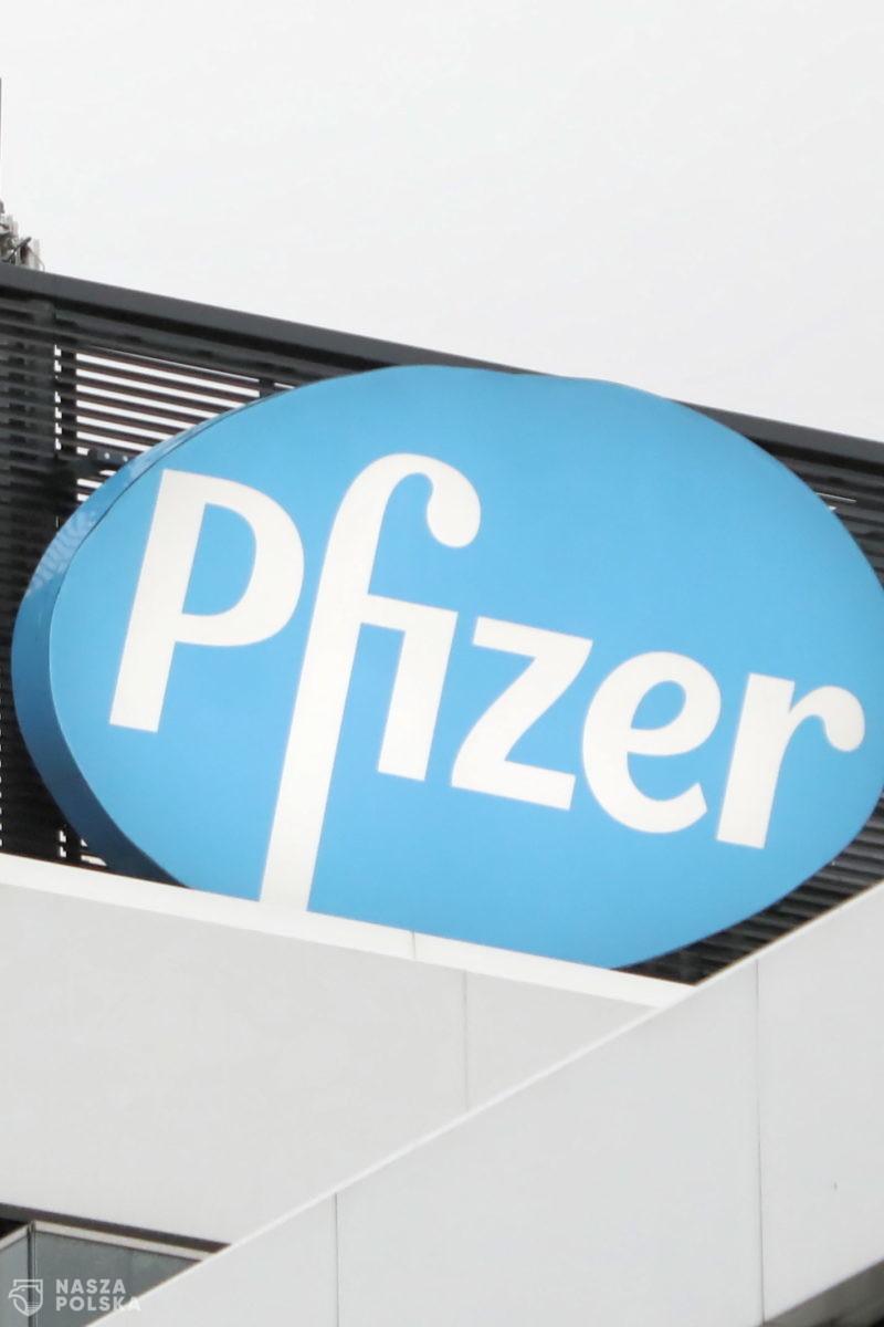 Pfizer: chcemy dostarczyć więcej dawek szczepionki, niż pierwotnie zakładano na 2021