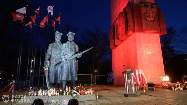 Obchody 102. rocznicy wybuchu powstania wielkopolskiego
