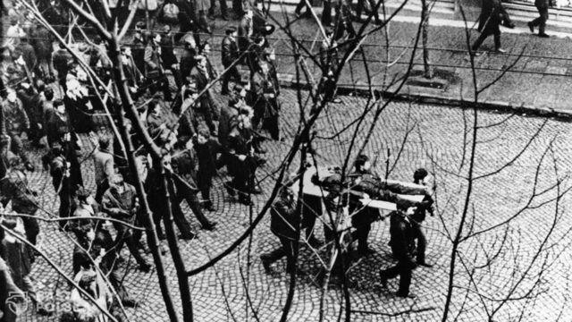 50 lat temu wybuchły strajki na Wybrzeżu. Początek Grudnia '70
