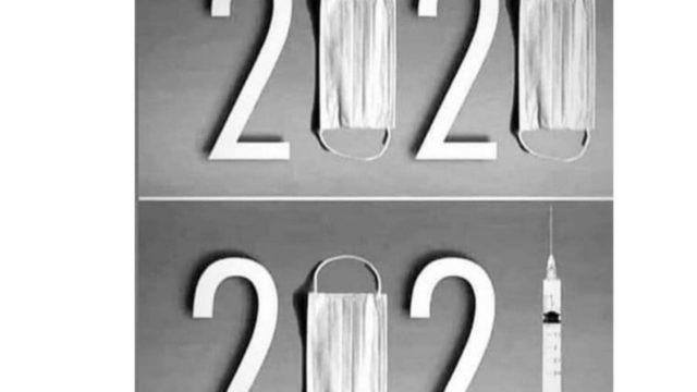 Niedzielski: życzę, by 2021 był lepszy niż 2020, by był rokiem zduszenia pandemii