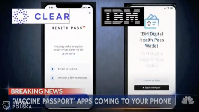 """""""Paszport odporności"""" się zbliża. IBM opracowuje aplikację"""