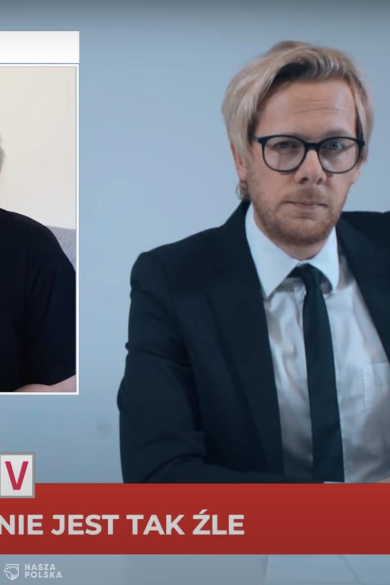 Satori i Kazik w nowym utworze uderzają w TVP i rząd