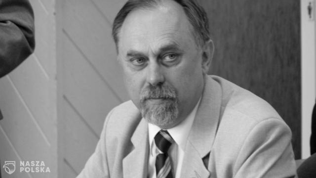 Politycy chcą uhonorowania Janusza Sanockiego Orderem Orła Białego