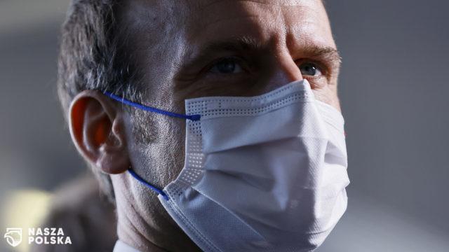 """Francuzi """"rozważają"""" obowiązkowe szczepienia przeciwko COVID-19 dla całej populacji"""
