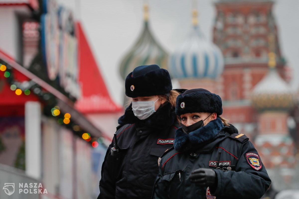 W Rosji demonstracje są dopuszczalne, ale tylko takie, na które zgadza się władza