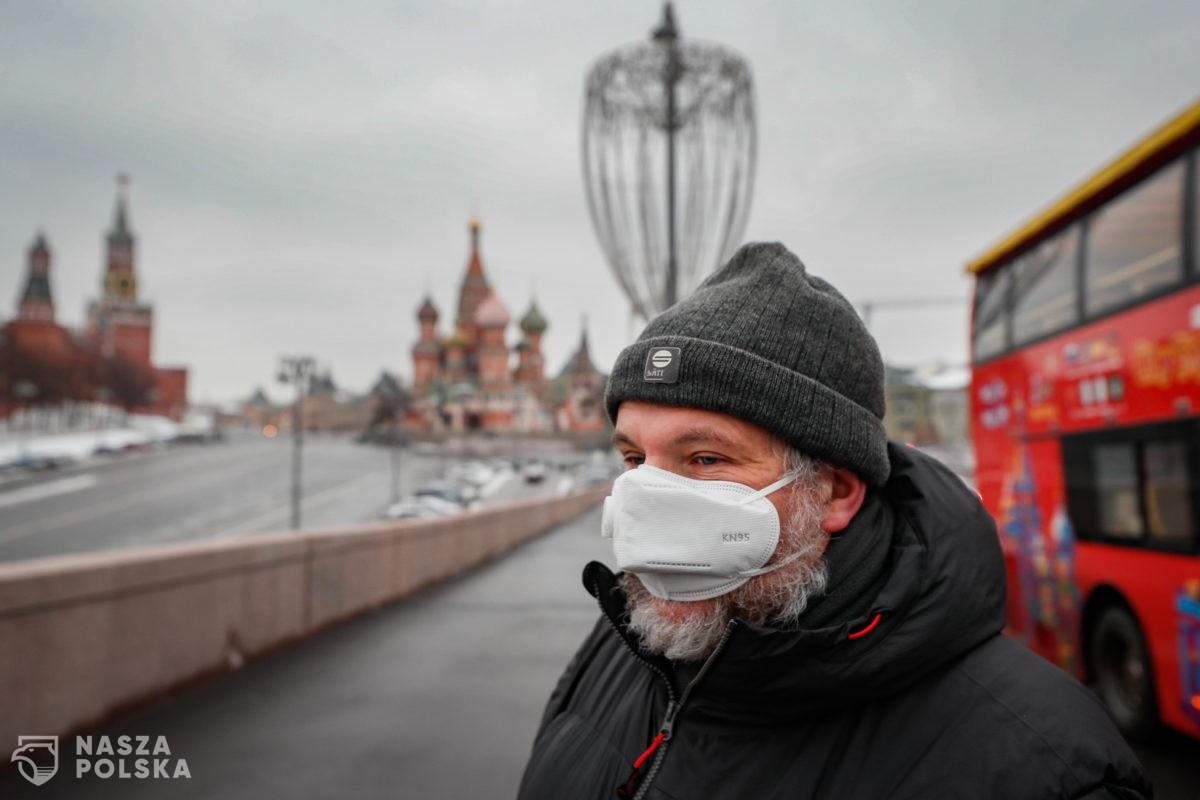 W Moskwie rozpoczęła się kampania szczepień przeciwko Covid-19