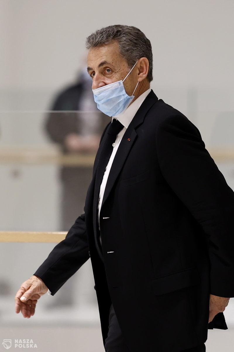 Francja/ Sąd skazał byłego prezydenta Sarkozy'ego na 3 lata więzienia