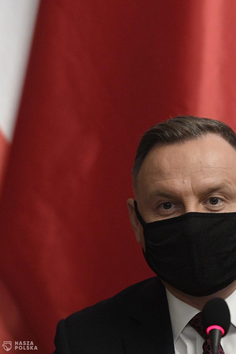 Andrzej Duda: Rozumiem rozpacz ludzi patrzących, jak dorobek ich życia niszczeje, ale…