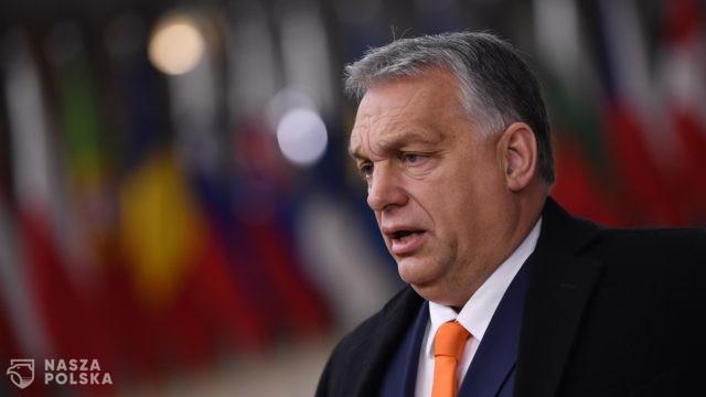 Orban: kraje V4 powinny występować wspólnie w bardziej zdecydowany sposób