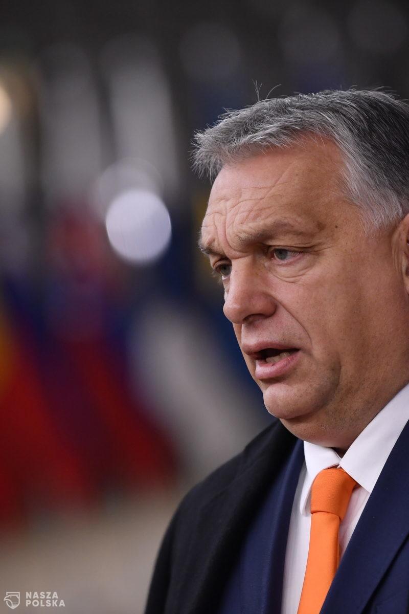 Premier Orban zaszczepiony chińskim preparatem