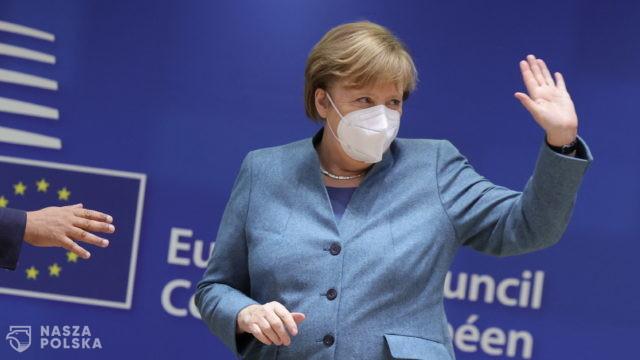 Merkel chce przedłużyć lockdown w Niemczech
