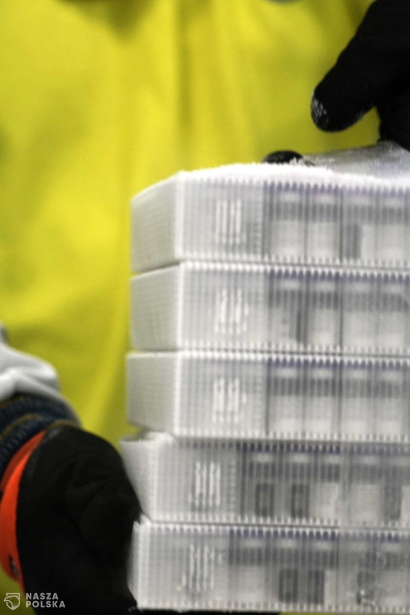 Portugalia/ Wypadek podczas transportu szczepionek przeciw Covid-19