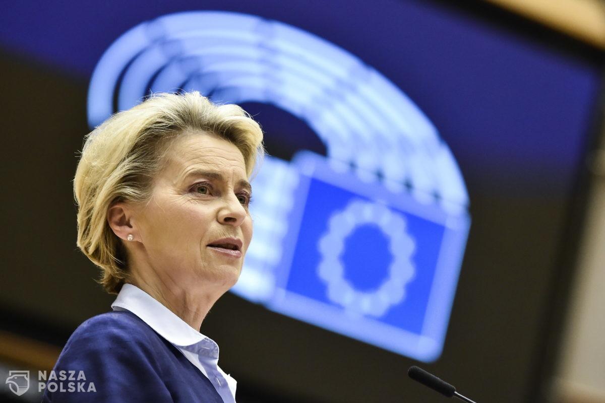 Von der Leyen: UE musi rozwijać własne zdolności związane z obronnością