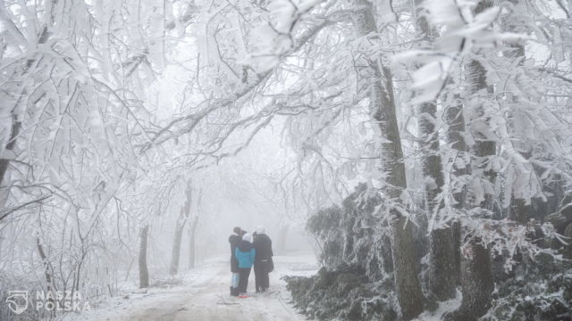 Zima – Węgry
