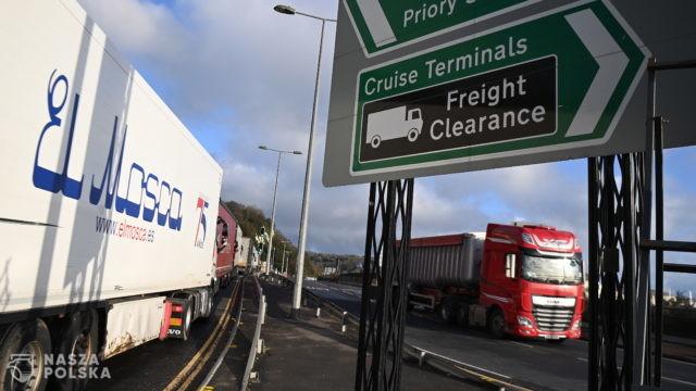 Dworczyk: Akcja w Dover dowodem sprawności państwa polskiego