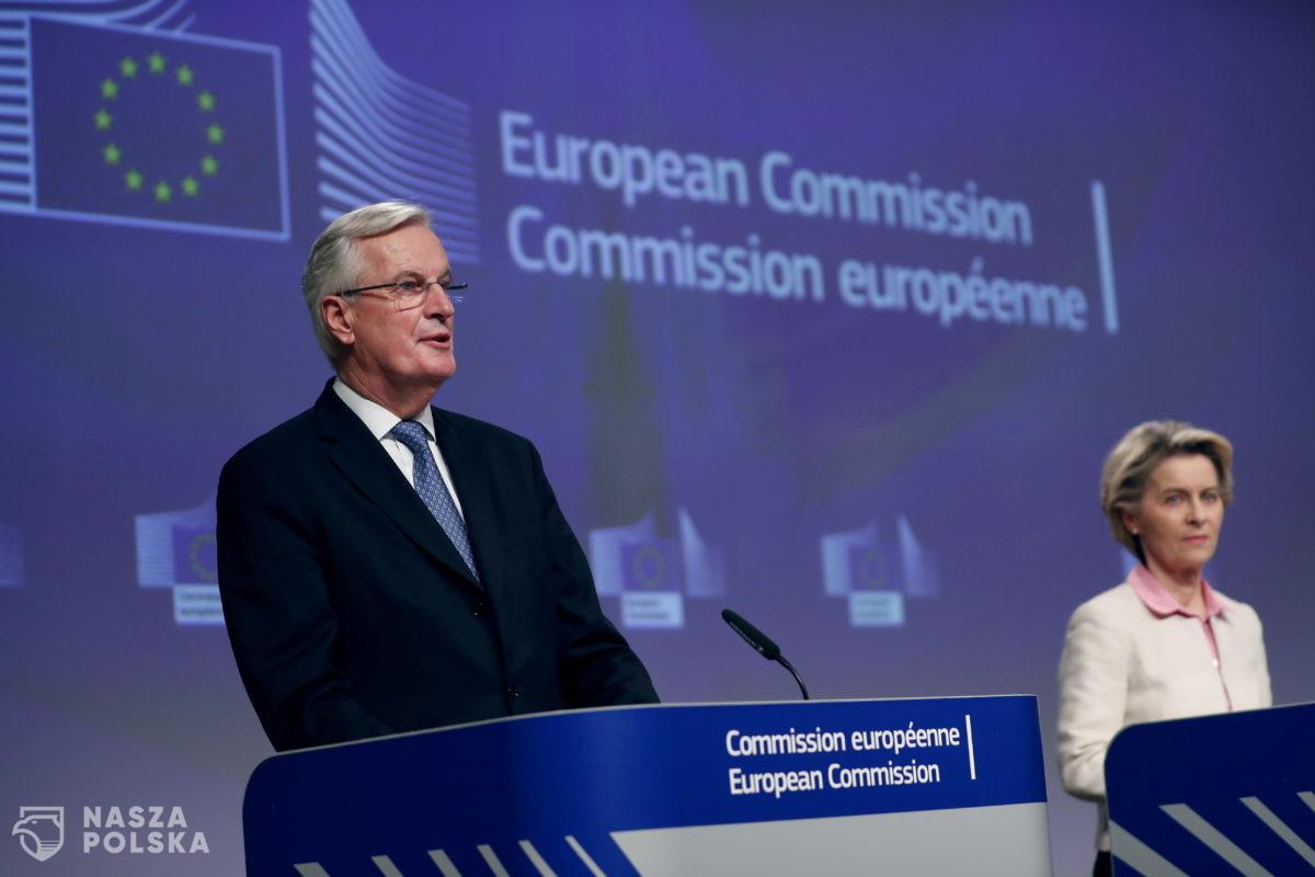 Komisja Europejska zakłada zaszczepienie 80. procent populacji Unii?