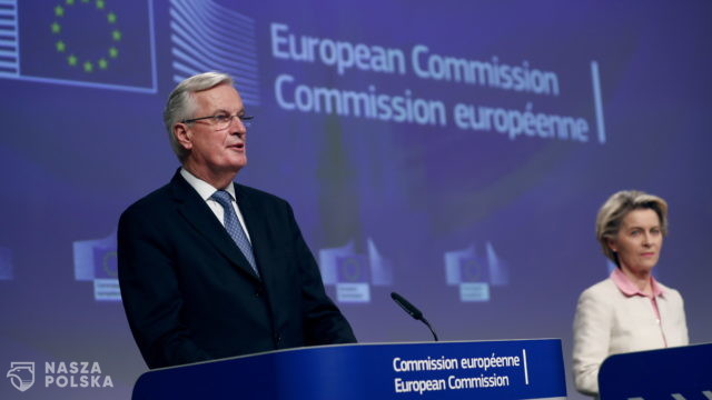 Wielka Brytania i UE osiągnęły porozumienie w sprawie umowy handlowej
