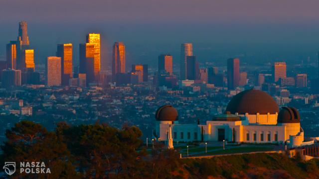 Lockdown w Los Angeles z powodu koronawirusa